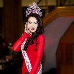 Hoa hậu gốc Việt Jennifer Chung