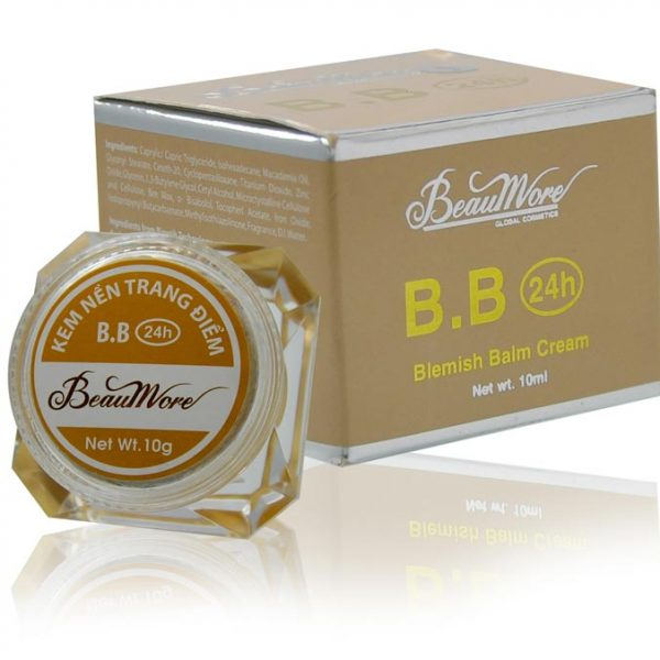 Kem nền trang điểm BB Beaumore - 10g