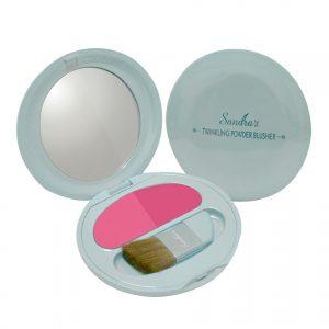 Má hồng thời trang Sandra ( Xanh) - Số 1