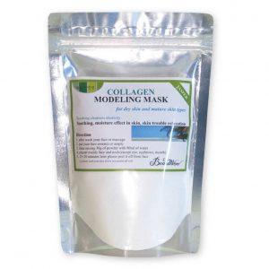 Mặt nạ bột dưỡng trắng da - Collagen