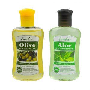 Tinh dầu massage - Ô liu